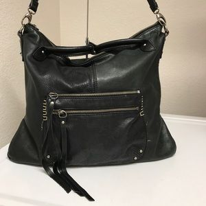 Lucky Brand leather multi-function bag